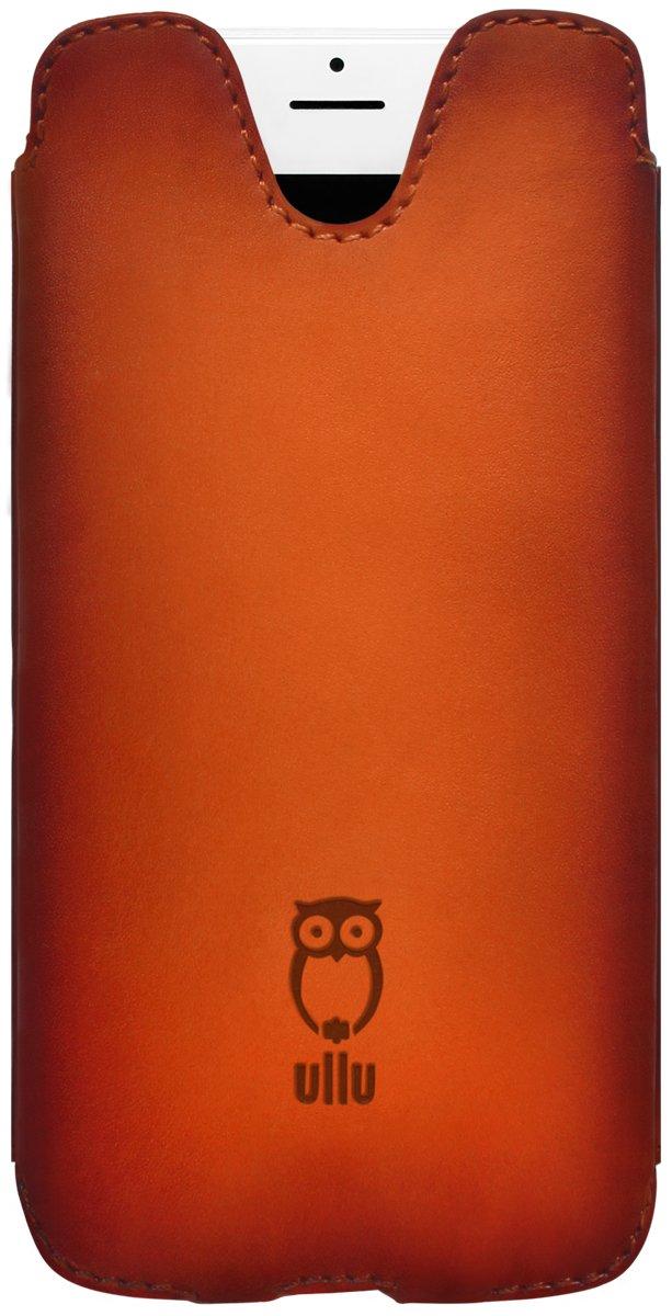 ullu Sleeve for iPhone 8 Plus/ 7 Plus - Tangerine Orange UDUO7PVT98