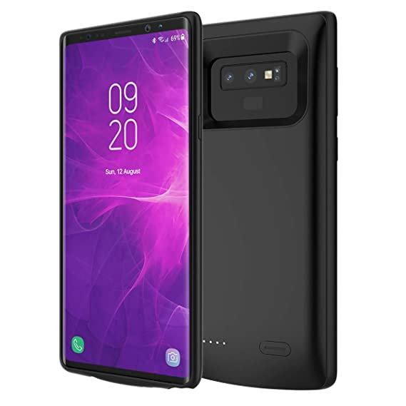Amazon.com: Samsung Galaxy Note 9 Battery Case, Charging ...