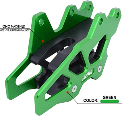 Swingarm Chain Slider Chain Guard Guide for Kawasaki KX250F KX450F 2009-2016
