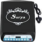 Favy Surya ray Induction Cooker || A8 || Insta Cook ST 220-230 V 50/60 Hz 2000-Watt Induction Cooktop (Black)