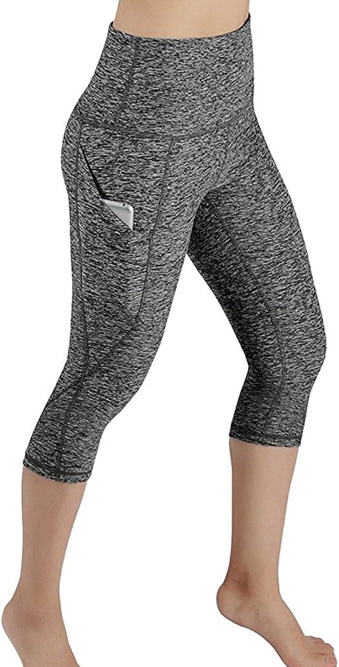 Pantalon Chandal Mujer Lanskirt leggings mujeres fitness cortos ...