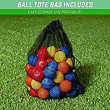 GoSports Foam Golf Practice Balls - 64 Pack