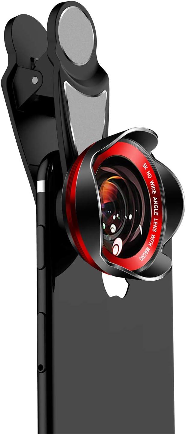 Lentes para iPhone X XR XS Max 8 7 6S Plus Samsung S9 S8
