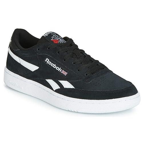 Reebok Classic Revenge Plus MU Sneaker Herren SchwarzWeiss 35 Sneaker Low