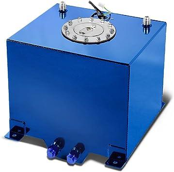 DNAMotoring ALU-FT-T3 Aluminum 8-Gallon Fuel Cell Gas Tank