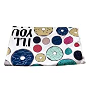 sweetyhomes Baby Blanket Swaddle wrap Cotton Donut Design Climbing mat photographing Photography Background Tablecloth Carpet Tiles mats Comforter Babies Warm Quilt Mattress