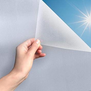 Gut gemocht MARAPON ® Fensterfolie Milchglas selbstklebend [45x200 cm PO03