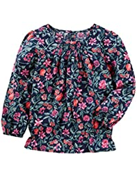 Girls' Long Sleeve Fashion Top