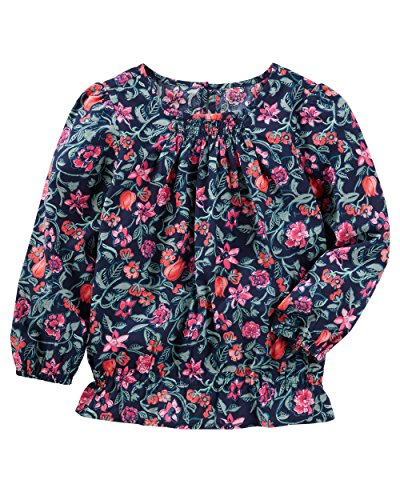 OshKosh BGosh Girls Kids Long Sleeve Fashion Top