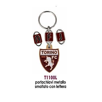 Llavero Metal con letra Toro Torino producto oficial Idea ...