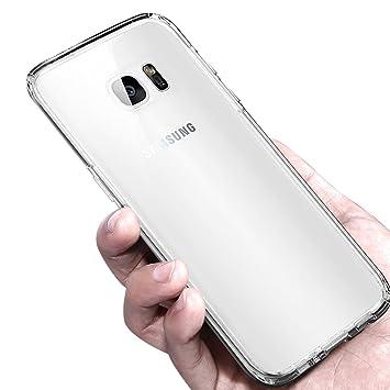 Samsung Galaxy S7 Edge Funda,KOROSTRO TPU Silicona Case [Ultra ...