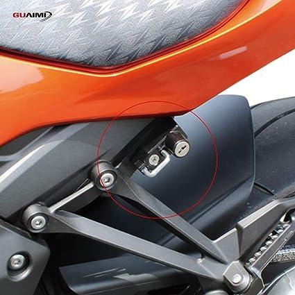 GUAIMI Motorrad Helmschloss Diebstahlsicherung Motorradhelm Schloss Kompatibel mit Kawasaki Z1000 2010-2013 Ninja 1000 2010-2017
