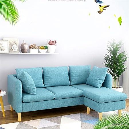 soggiorno moderno ad angolo