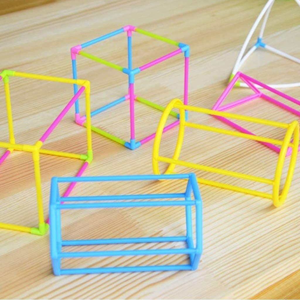 f/ür darstellende Geometrie Schule Unterricht Geometrische K/örper Bauen Geometrie Steckbaukasten