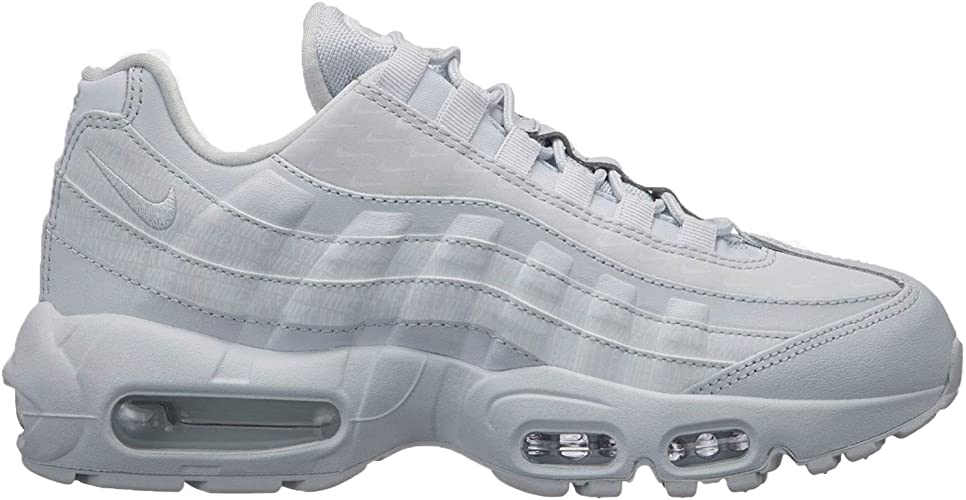 | Nike Wmns Air Max 95 Lx Womens Aa1103 005, Pure