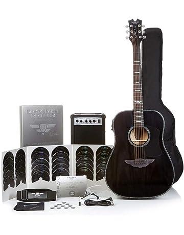 Keith Urban Black Label Platinum Limited Edition 50-PC Guitar Pkg - Acoustic-Electric