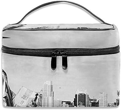 Bolso cosmético de viaje portátil para mujer, Bolso portátil