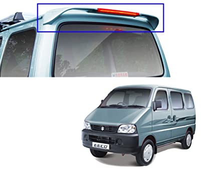 Autopearl Car Spoiler For Maruti Suzuki Eeco Grey Amazon In Car