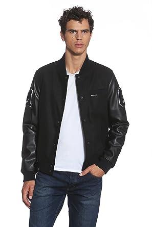 2ed06b3ff Members Only Men's Varsity Jacket
