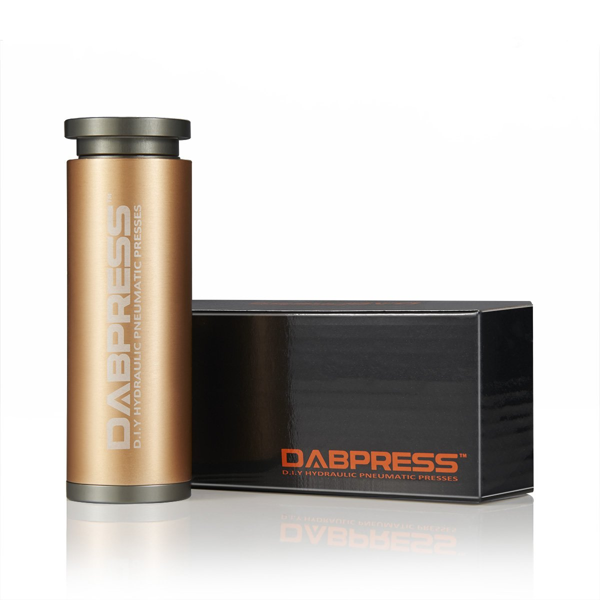 Dabpress iBudtek dp-pm3015r Rosin Pre-press Mold [Rosin Puck Maker] - Well Pairs dp-bt160ns Rosin Press Bags - Made of Anodized Aluminum - Works by Hand Pressure by Dabpress