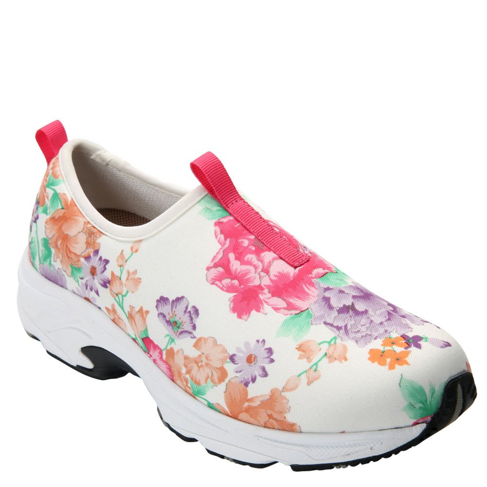 Drew Shoe Women's Blast Synthetic Athletic Sneakers B01MDNA60X 9.5 B(M) US|Fuchsia Floral Print