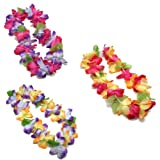 Mahalo Floral Leis : package of 12