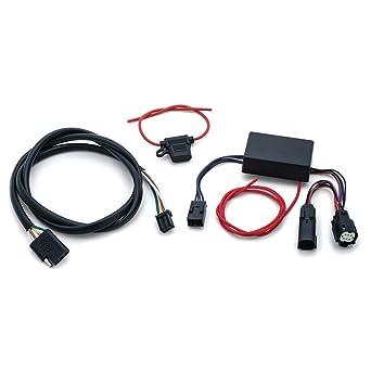 amazon com kuryakyn 4 wire trailer hitch wiring kit automotive rh amazon com