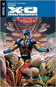 Amazon.com: X-O Manowar Volume 10: Exodus (9781939346933 ...