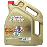 Castrol EDGE Aceite de Motores 0W-40 A3/B4 5L (Sello alemán)