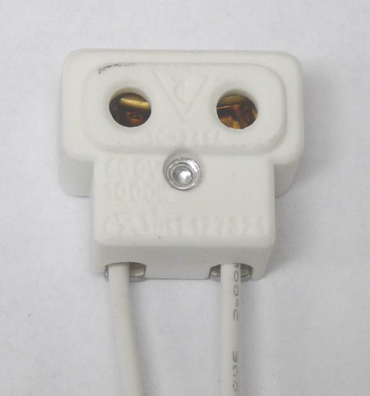 Buhl Socket TC-345A For G9.5 Based Bulbs