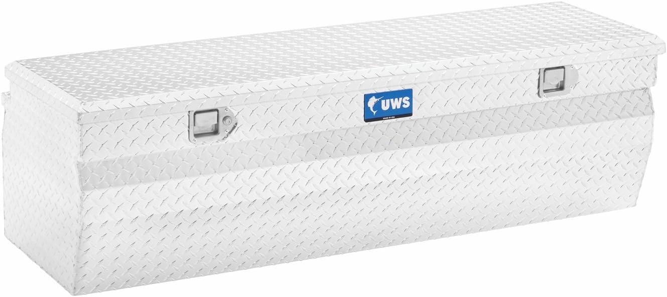 UWS TBC42W Wedge Blue Series Truck Box