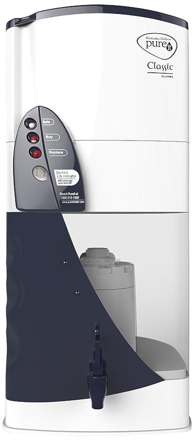 Pureit Classic 23L 23-Litre Gravity Water Purifier