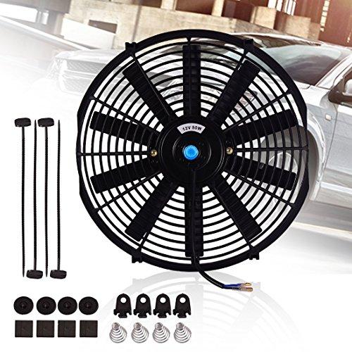 Двигатели Universal Slim Fan Push Pull