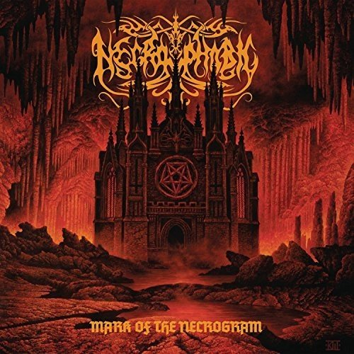 Vinilo : Necrophobic - Mark Of The Necrogram (Germany - Import)