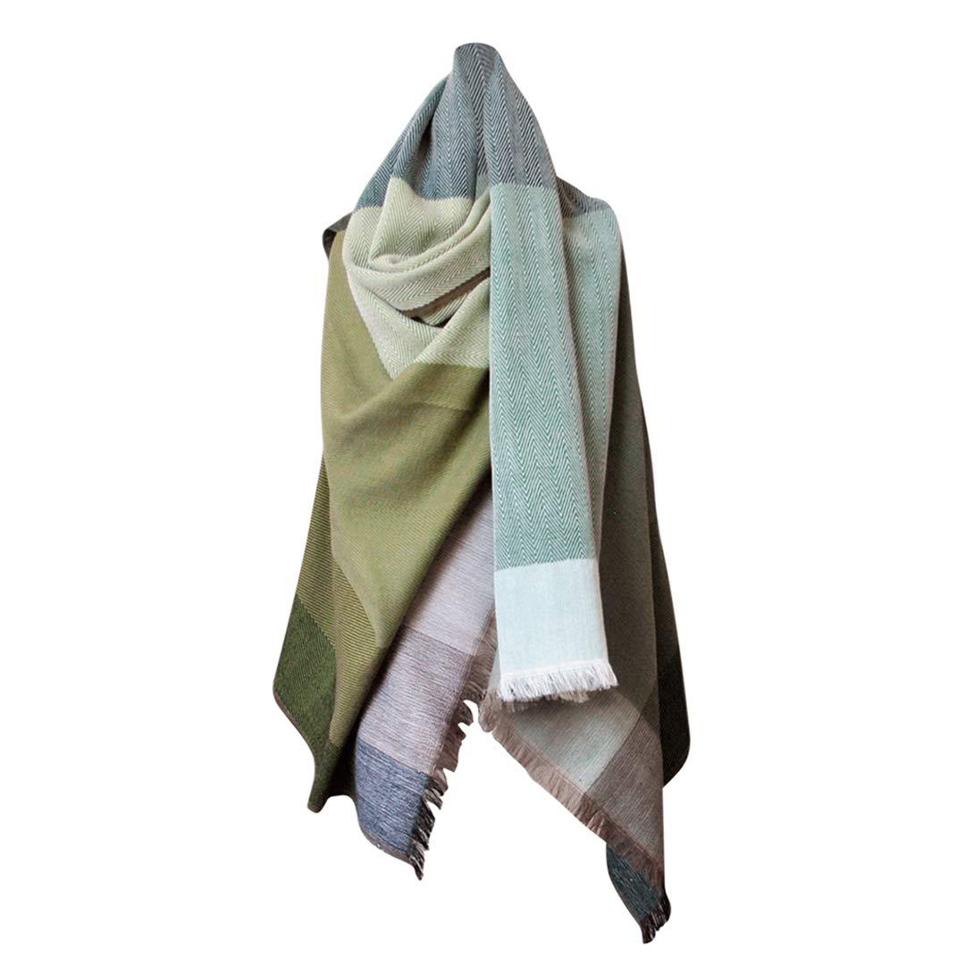 KARIGAR Merino Wool Poncho Cape: 100% Natural Handmade Shawl Wrap (Berlin)