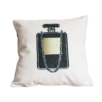 Amazon.com: ME COO Modern Fashion Watercolor Perfume ...