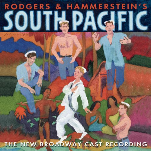 South Pacific (New Broadway Ca...