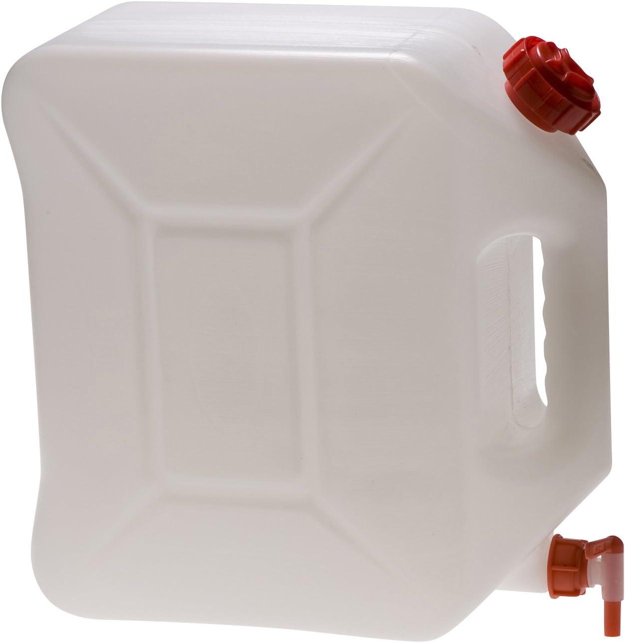 1,25 € 2,5 l Kunststoff  Kanister Neu Lebensmittelecht je St 75 St