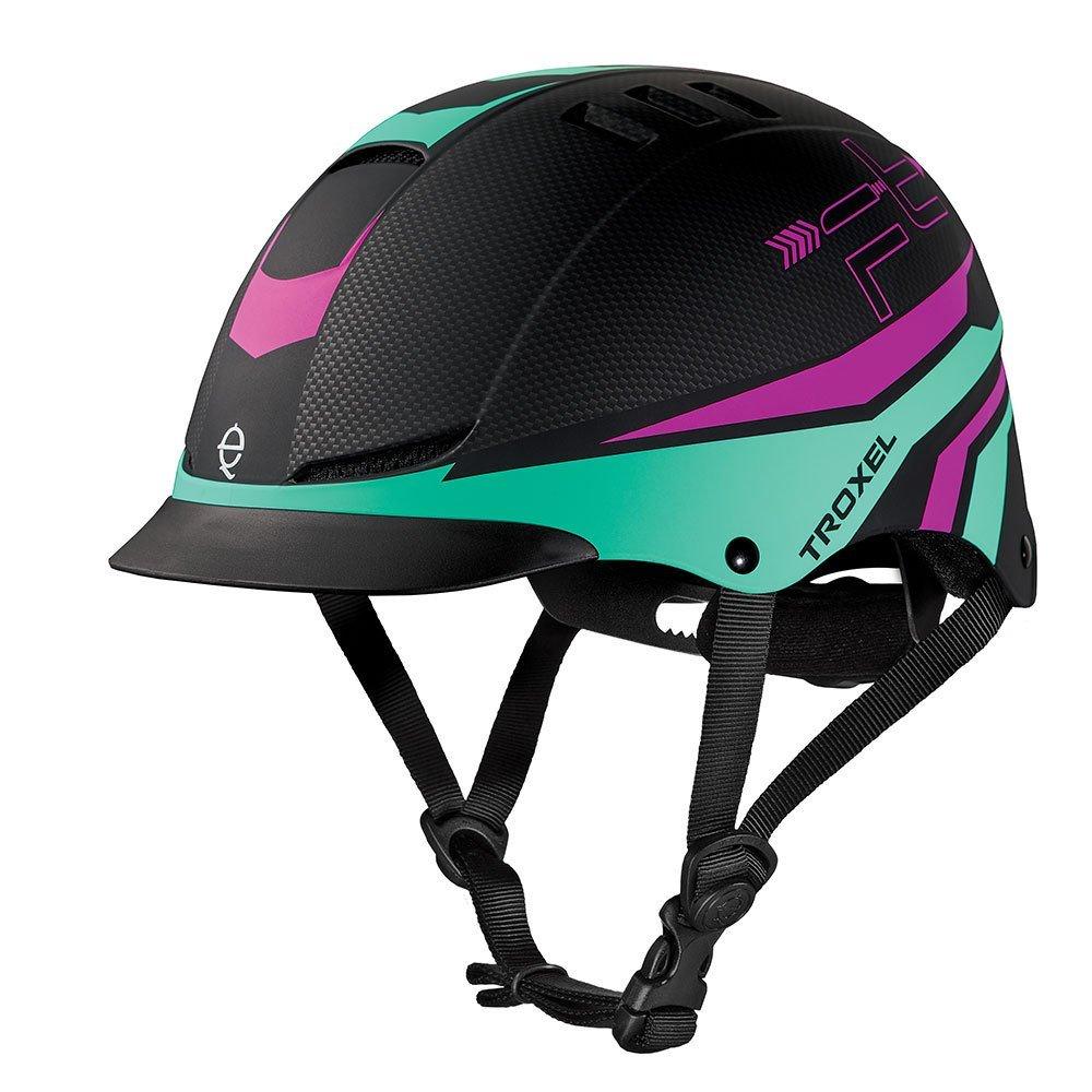 Troxel FTX Helmet Small Carbonite