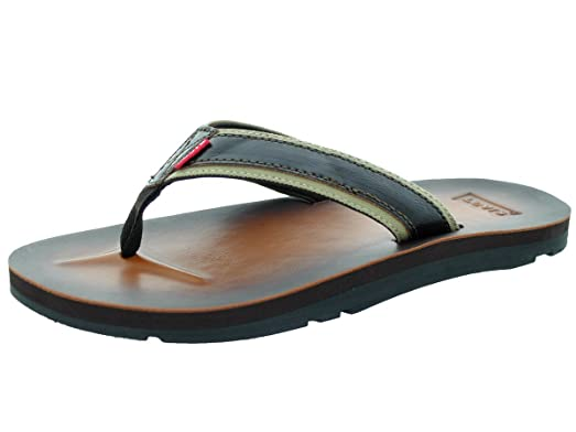 Levi's Mens Heartland Mix J2 Sandals in Brown ...
