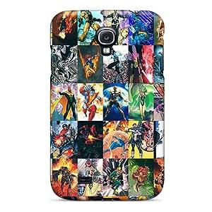 ZQDtvMw7269hULqR Anti-scratch Case Cover DLBuke Protective United Super Heroes Case For Galaxy S4