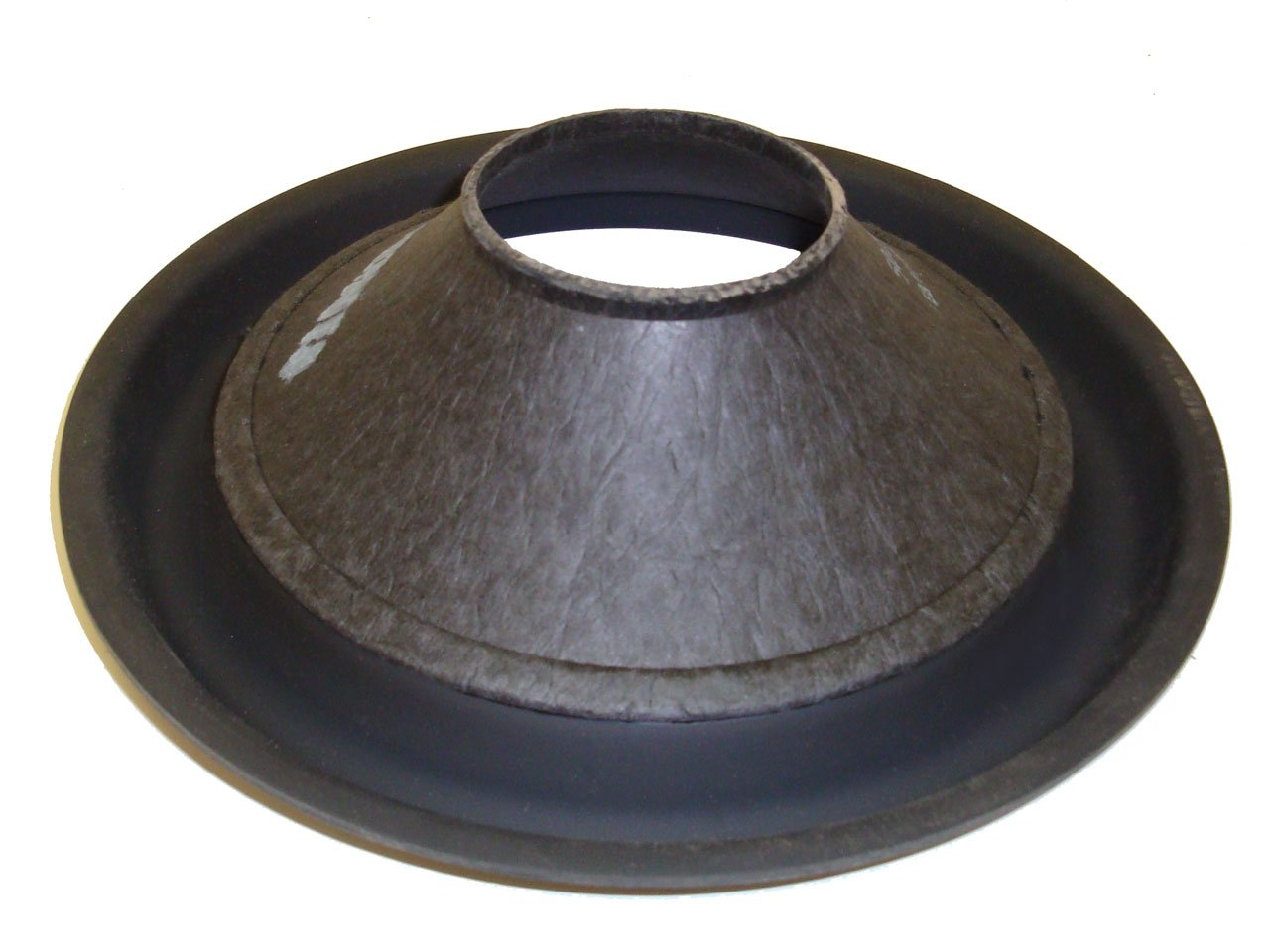 12 Genuine Rockford Fosgate T1 Series Kevlar Pulp Subwoofer Cone with Tall Heavy-Duty Rubber Surround