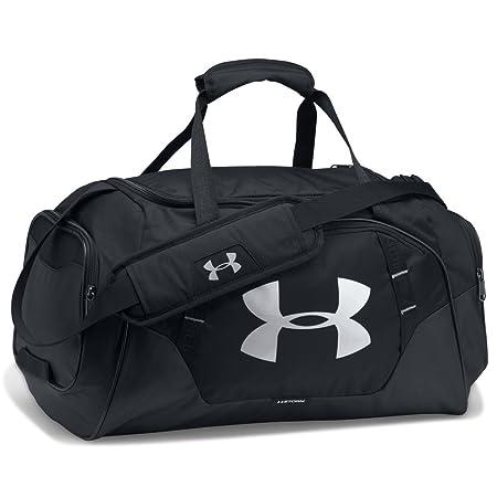 side facing under armour duffle 3.0 gym bag