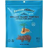 fusion jerky(フュージョン・ジャーキー) ポークジャーキーアイランドテリヤキ