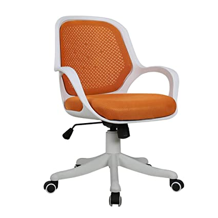 e002f055b WQ-Directors Chairs Office Chair Mid Back Swivel Lumbar Support Desk Chair