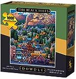 Dowdle Jigsaw Puzzle - The Black Hills - 1000 Piece
