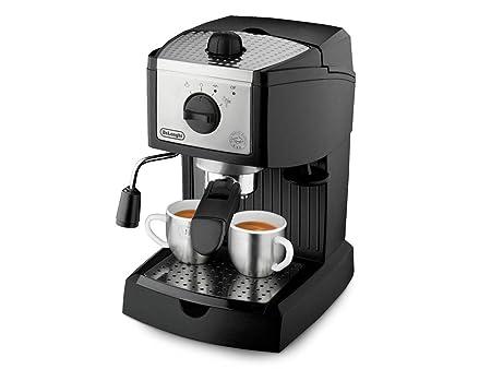 DeLonghi EC156.B Espresso machine 1L Negro, Metálico ...