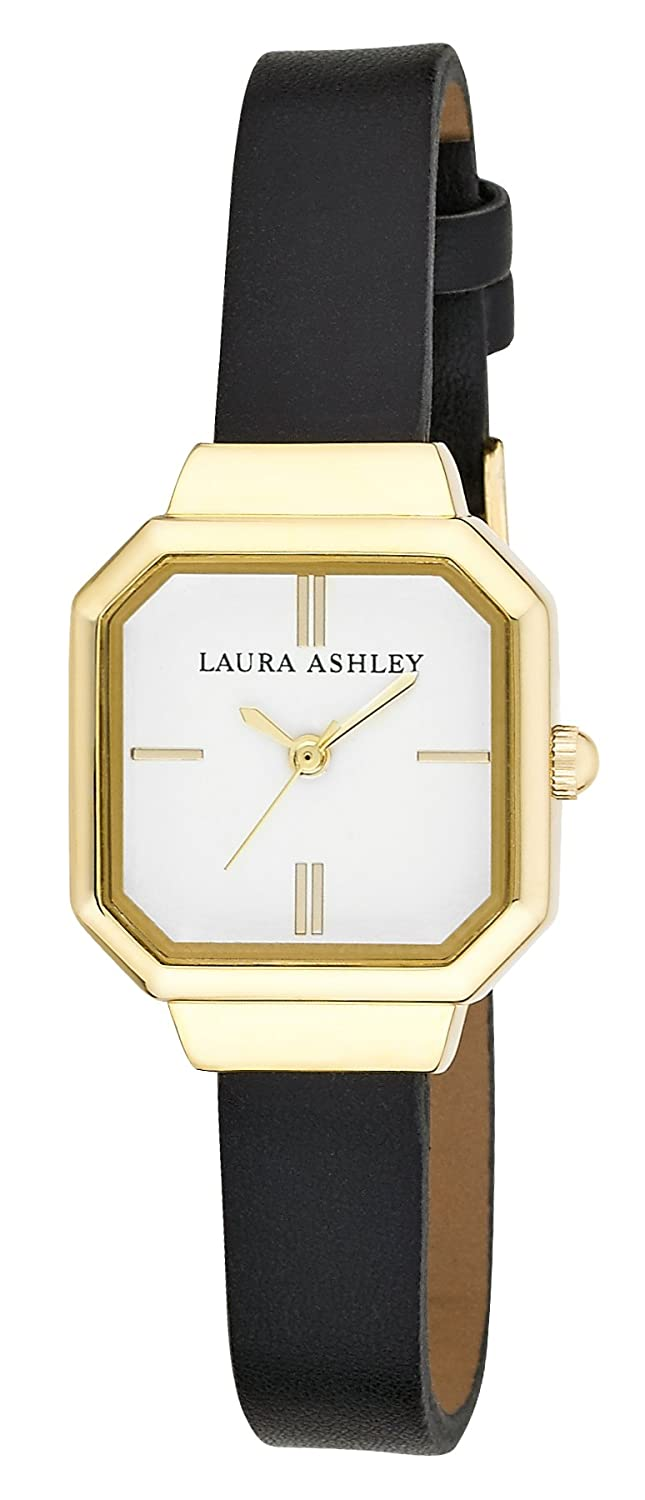 Laura Ashley Damen-Armbanduhr LA31004BK