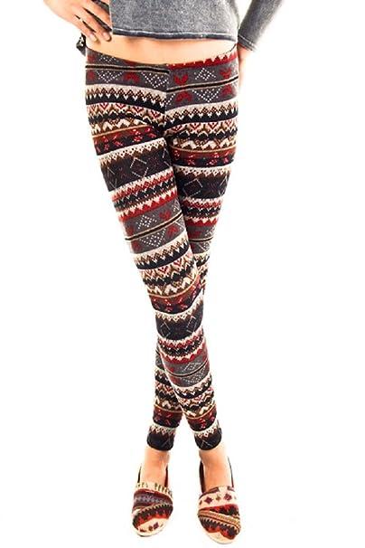 53cf2870f375e Amazon.com: Amazing Grace Women's Scarlett Knit Sweater Leggings: Clothing