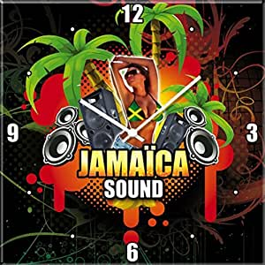 Jamaican sound clock